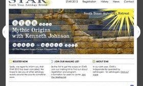 South Texas Astrology Retreat